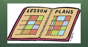 my english lesson plan